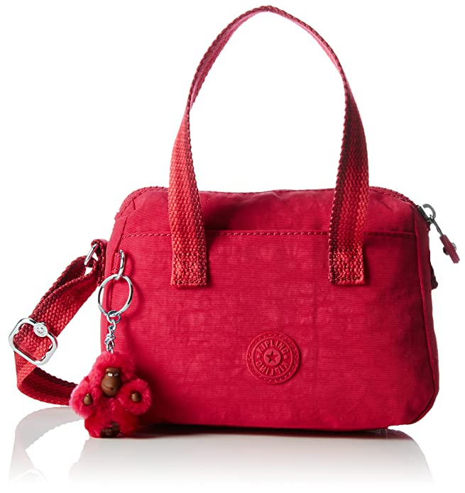 Kipling - Leike, Carteras Niñas, Pink (Cherry C), 19.5x14x9.5 cm (W x H x L): Amazon.es: Zapatos y complementos