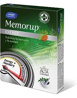 Memorup Energy Complemento Alimenticio - 30 Cápsulas