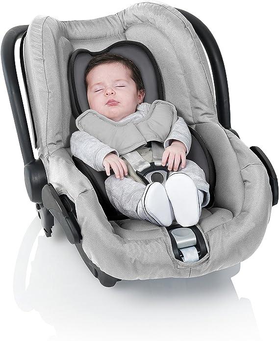 Babymoov Cosyseat Baby Car Seat Cushion Black//Zinc
