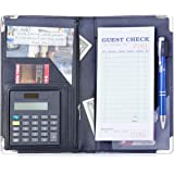 Sonic Server Book Deluxe And Waiter Waitress Organizer With Calculator Built In For Waitstaff