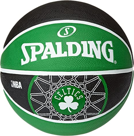 Spalding Boston Celtics - Pelota de Baloncesto, Talla 7: Amazon.es ...