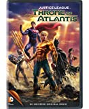 Justice League: Throne of Atlantis [Import USA Zone 1]