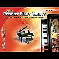 Premier Piano Course: Lesson Book 1A book cover