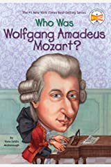 Who Was Wolfgang Amadeus Mozart? Paperback