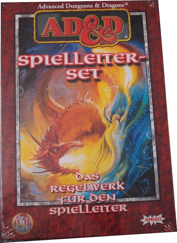 Amigo 8402 - AD&D Spielleiter-Set (Advanced Dungeons and Dragons)
