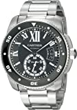 Cartier Men's W7100057 Analog Display Swiss Automatic Silver Watch