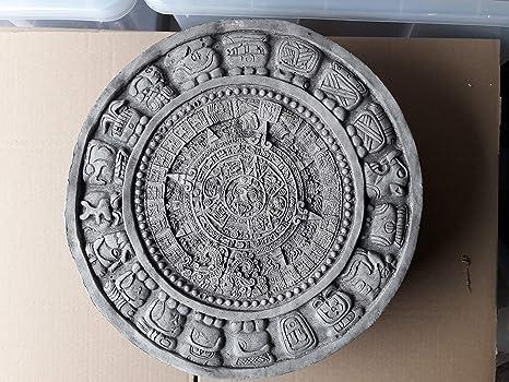 Il Calendario Maya.Koi Borse Il Calendario Maya In Pietra Di Circa 32 Cm Di