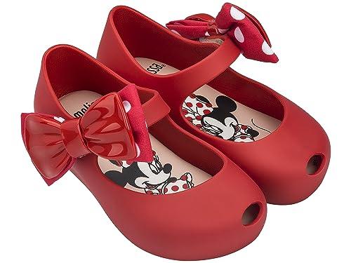 6253e2e9deca Mini Melissa Disney Ultra Bow  Amazon.co.uk  Shoes   Bags