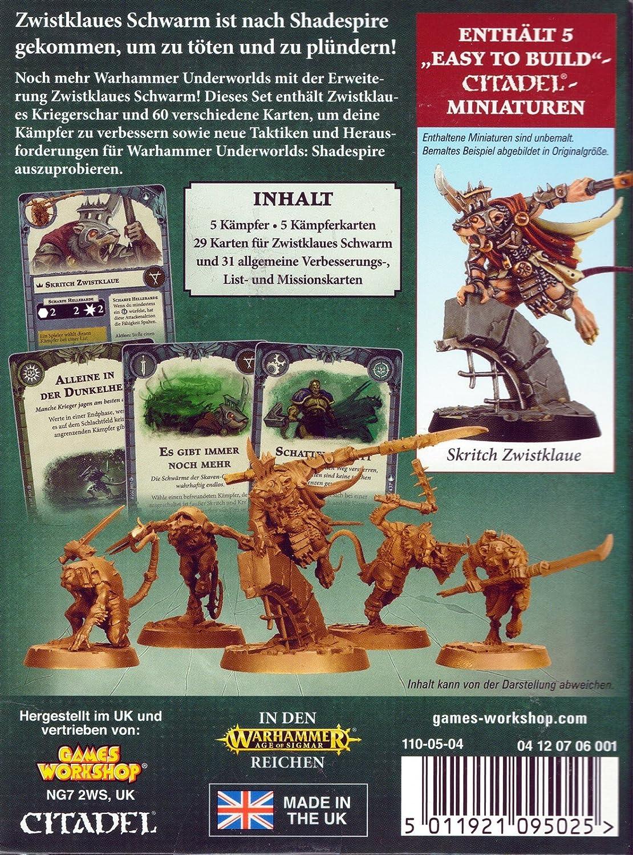 Zwistklaues Schwarm Age of Sigmar Warhammer Underworlds Games Workshop DE