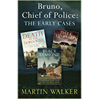 The Dordogne Mysteries: Bruno, Chief of Police, the early cases (English Edition)