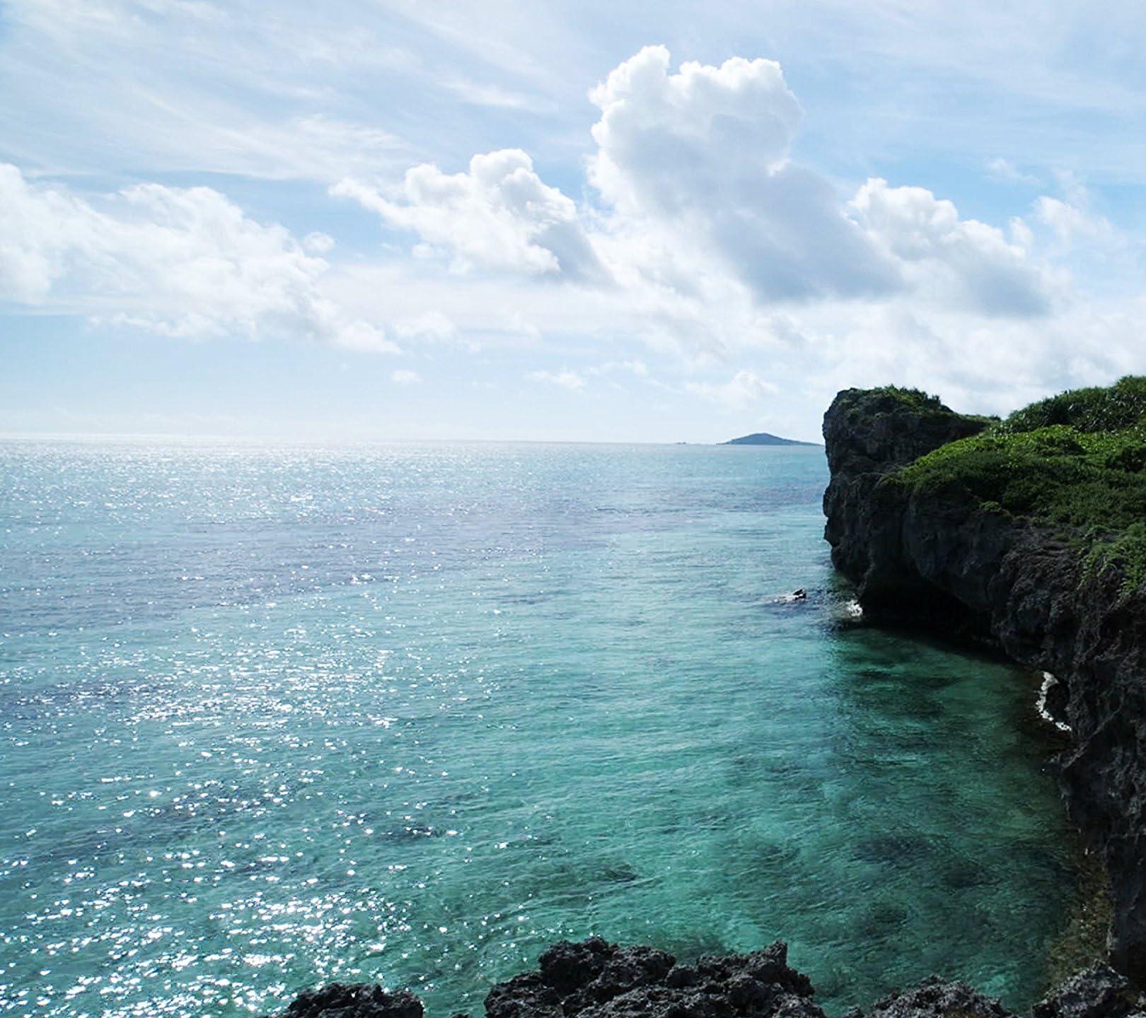 沖縄 宮古島の海 HD(1440×1280)スマホ 壁紙・待ち受け