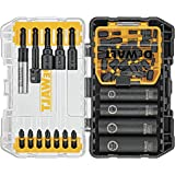 DEWALT Screwdriver Bit Set, Impact Ready,...
