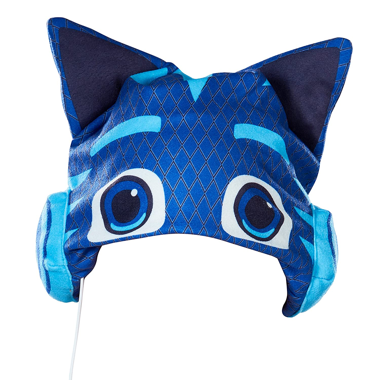 Pyjamasques-Chapeau-casque audio - les meilleurs écouteurs pour les enfants hyper branchés Worlds Apart 270PJM