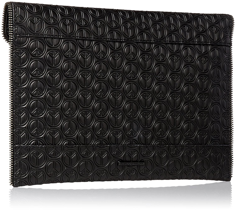 e90a1d2711 Rebecca Minkoff Leo Clutch, Black: Amazon.co.uk: Shoes & Bags
