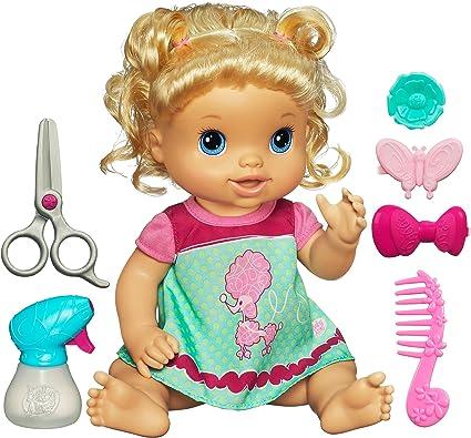 Hasbro Blonde Baby Doll