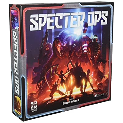 Specter Ops: Toys & Games