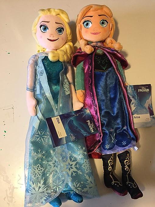 Frozen plush dolls 20