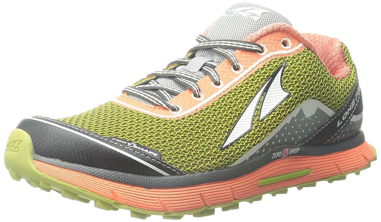 Buy Altra Women S Lone Peak 2 5 Trail Running Shoe Desert Sunflower 5 5 M Us At Amazon In