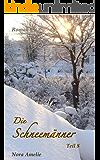 Die Schneemänner 8 – Ir(r)land. (Winterstory) (German Edition)