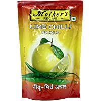 Mothers Recipe Lime Chilli Pickle, 200g