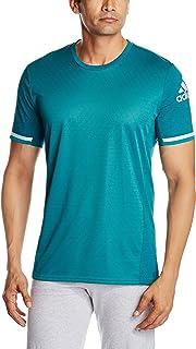 adidas herren shirt grafik climacool tee running fitness sportshirt