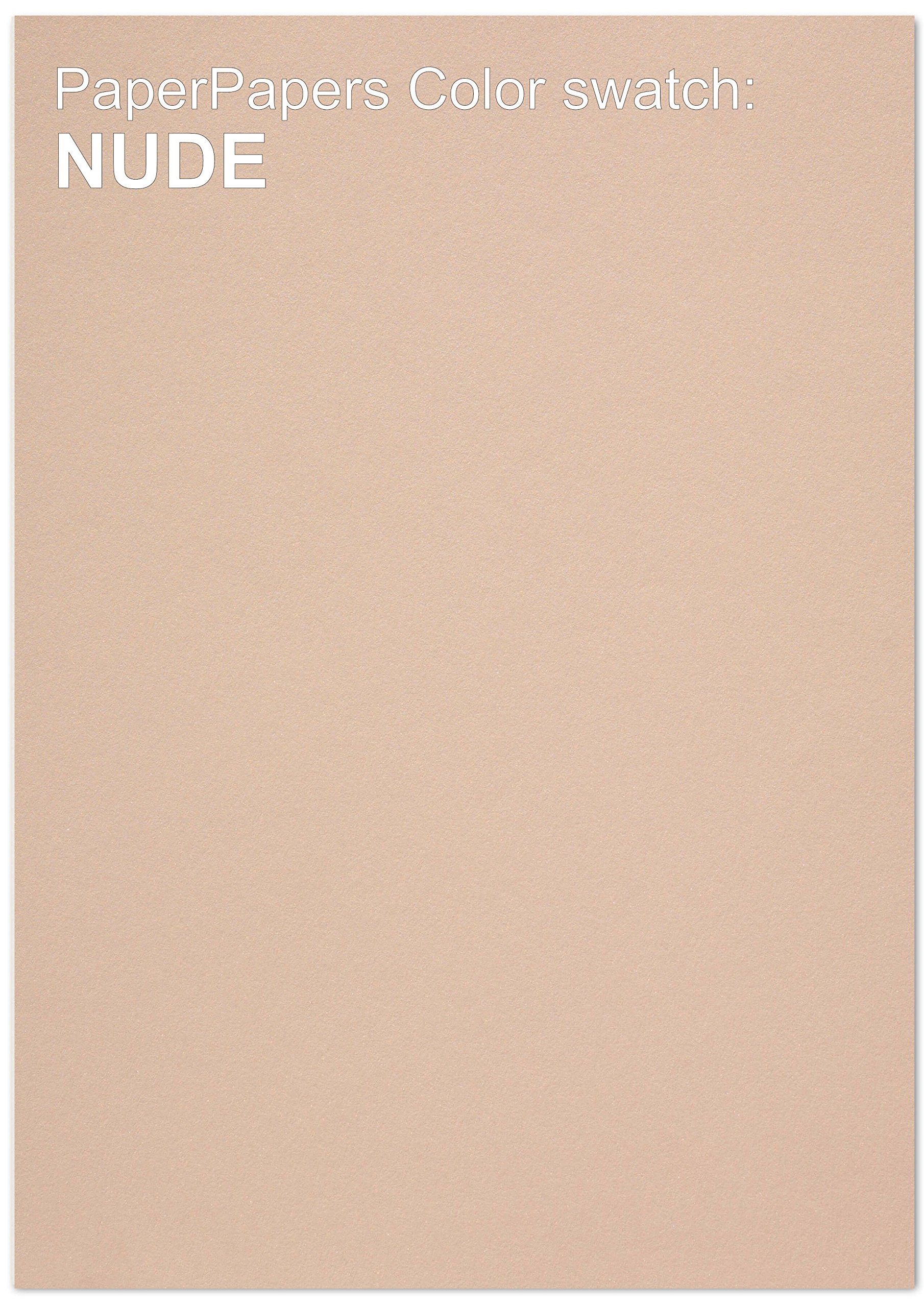Curious Metallic - NUDE Paper - 32T Multipurpose Paper - 12 x 18 - 200 PK by Paper Papers