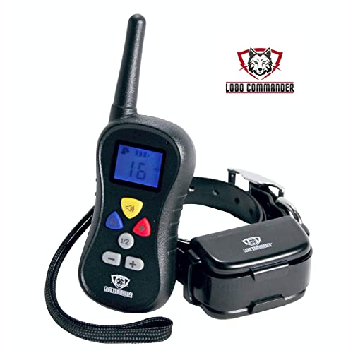 Lobo Commander Waterproof Rechargeable Wireless 400 Yard