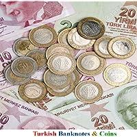 Turkish Banknotes & Coins
