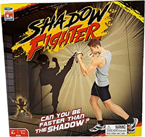 Shadow Fighter - Can You Be Faster Than Your Shadow Ages 4 & Up
