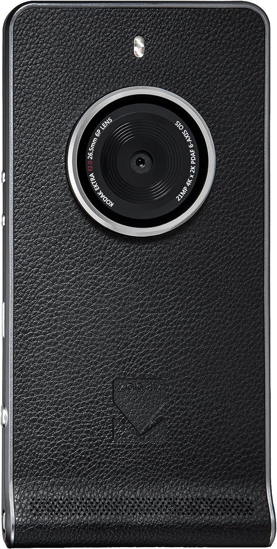 Kodak Ektra 4G 32GB Negro - Smartphone (12,7 cm (5