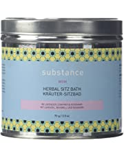 Substance Mom Herbal Sitz Bath - Natural, Herbal, Vegan, Non-Toxic, Chemical Free for Postpartum Recovery 12.5oz