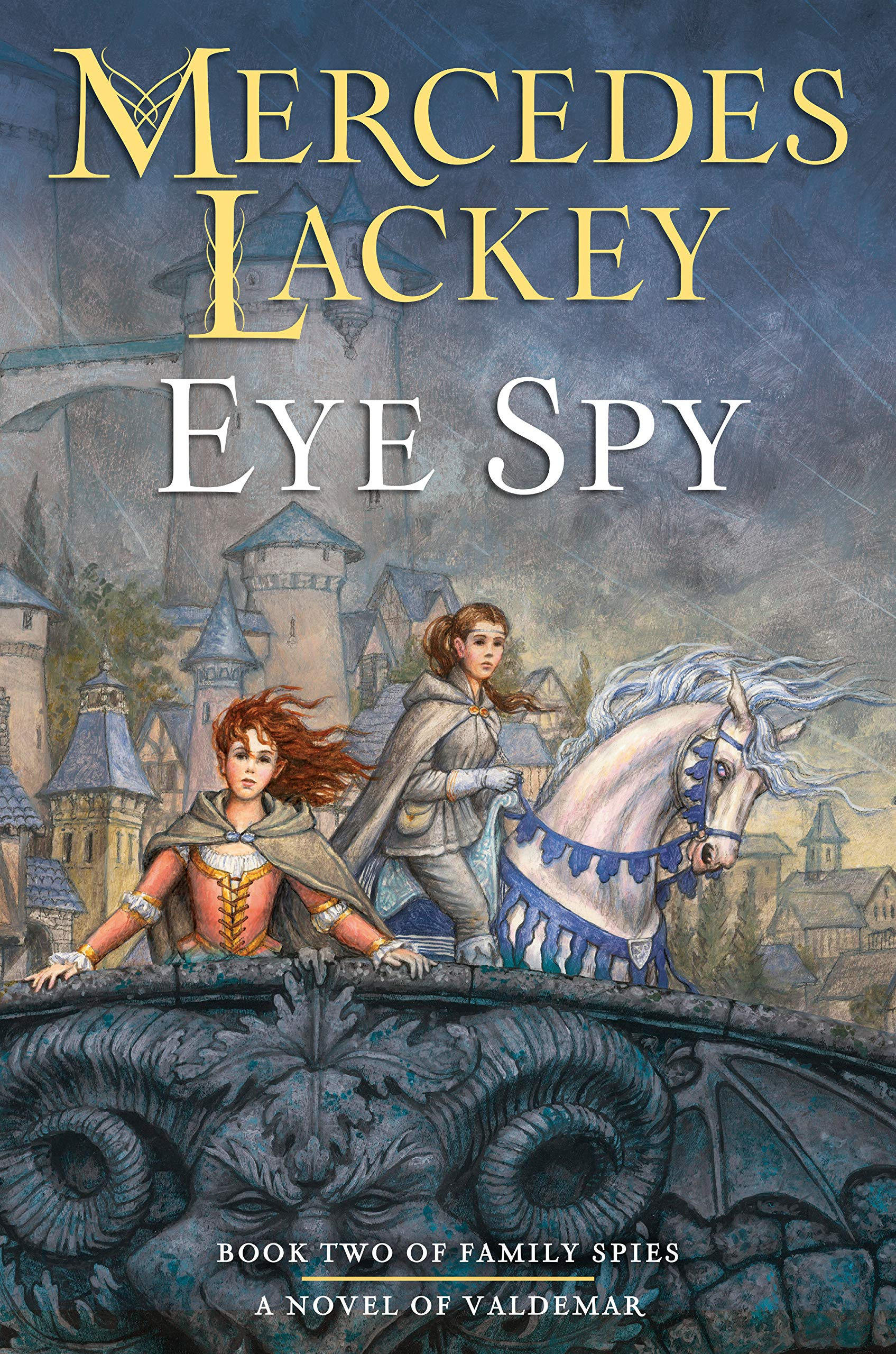 'Eye Spy' by Mercedes Lackey