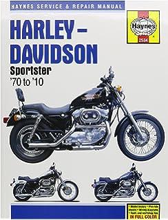 Harley davidson xlxlh sportster 1986 2003 clymer motorcycle repair 1970 2013 harley davidson sportster xl 883 1200 haynes manual 2534 fandeluxe Images