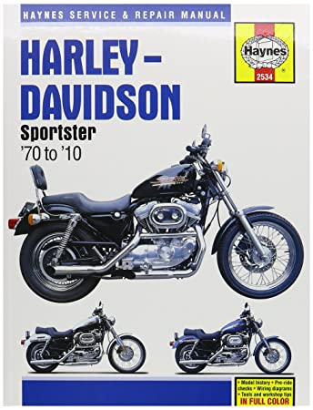 amazon com 1970 2013 harley davidson sportster xl 883 1200 haynes rh amazon com sportster manual idle control sportster user manual