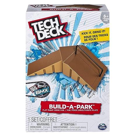 Tech Deck 6027666 Construcción de un Parque de Juego ...
