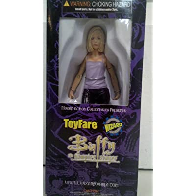Buffy The Vampire Slayer ToyFare Exclusive Buffy Action Figure: Toys & Games