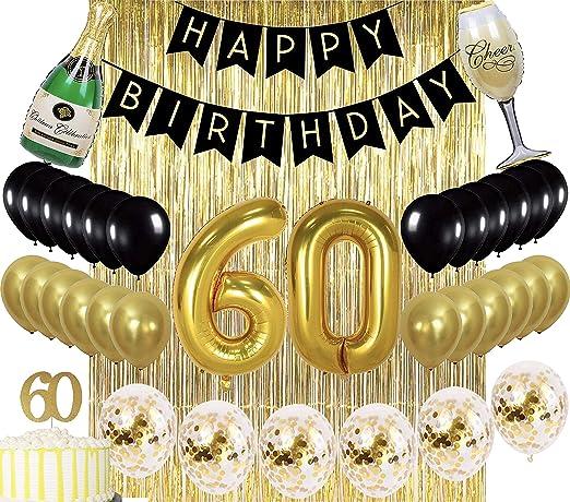 Amazon.com: Sllyfo 30 cumpleaños decoraciones fiesta ...