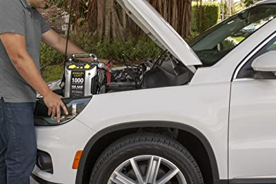 Use Jump Starter For Car