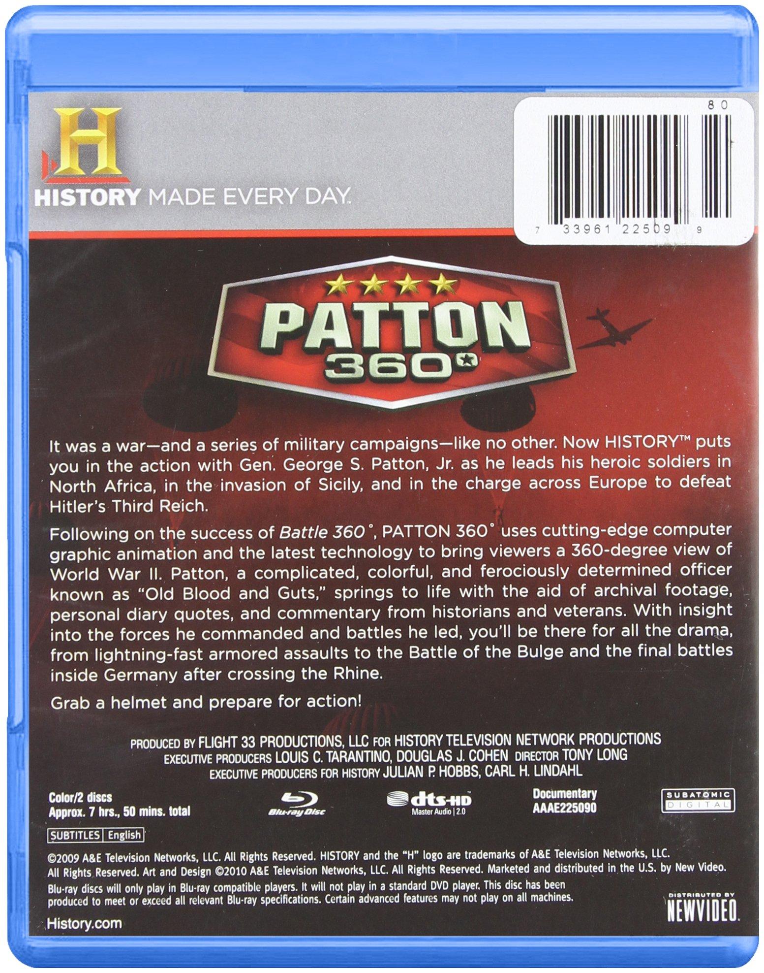 Patton 360: Season 1 [Blu-ray]