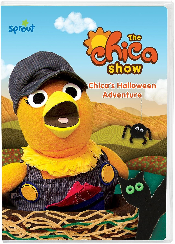 Amazon.com: Chica Show: Chica's Halloween Adventure: Mario Lopez ...