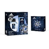 Adidas Uefa Champions Edition Set Hombre Duplo Edt 50 + Gel 250
