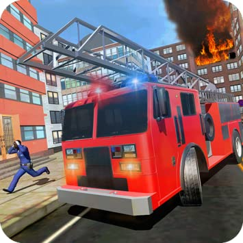 Amazon com: Firefighter: Simulator 3D: Appstore for Android