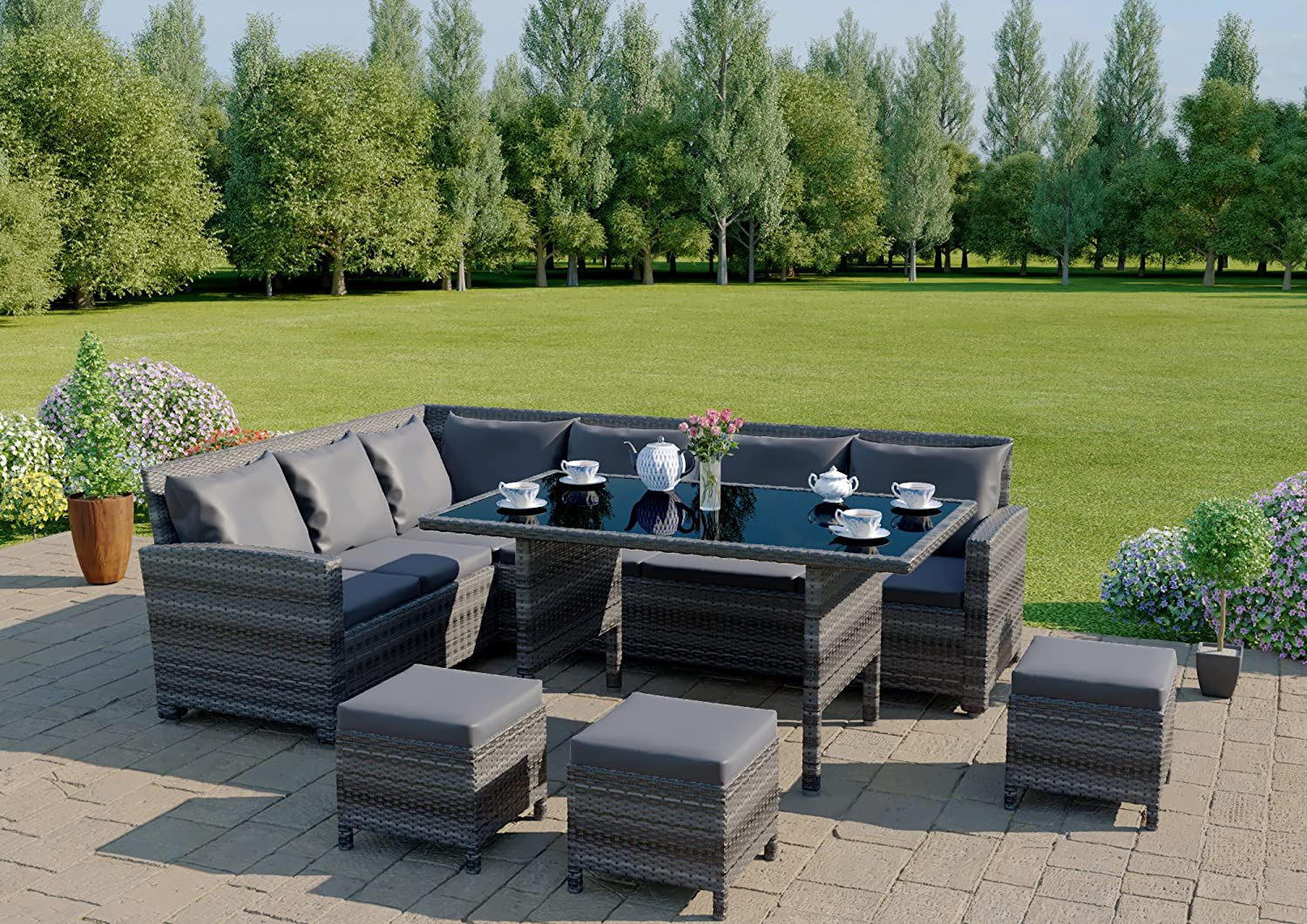 Top 10 Best Garden Furniture