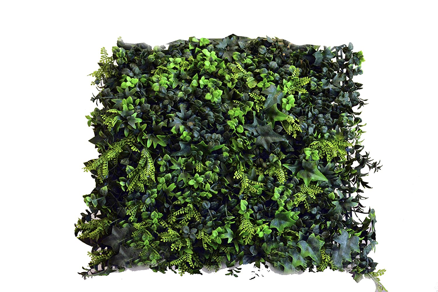 "Greensmart Décor Artificial Moss 20"" x 20"" Greenery Mats, Set of 4"