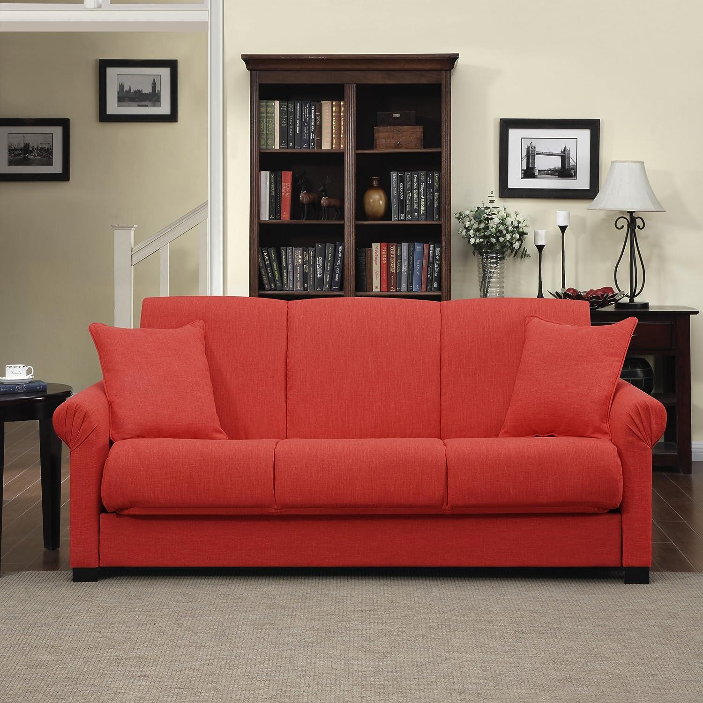 Amazon Handy Living C6 S1 LIN47 Rio Linen Convert a Couch