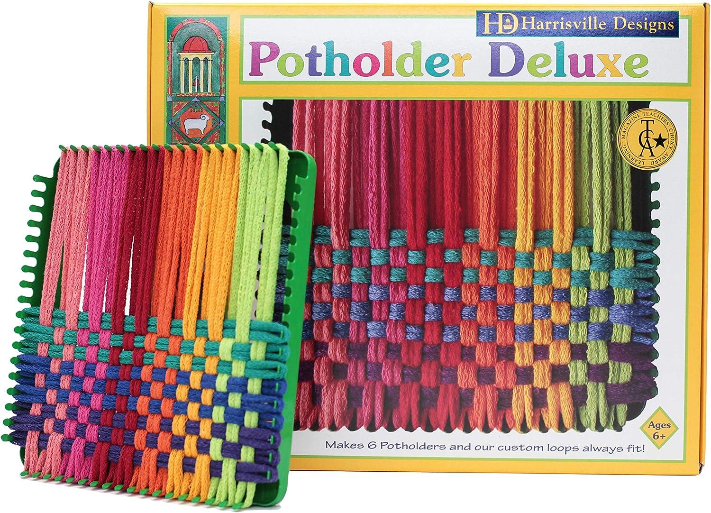 Potholder Deluxe Potholder kit.