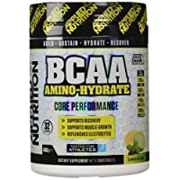 Applied Nutrition BCAA 450 g Lemon and Lime Amino-Hydrate Sports Supplement