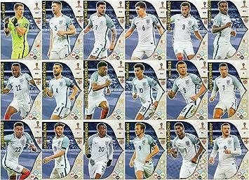 ADRENALYN XL Copa Mundial de Fútbol 2018 - Juego de 18 ...
