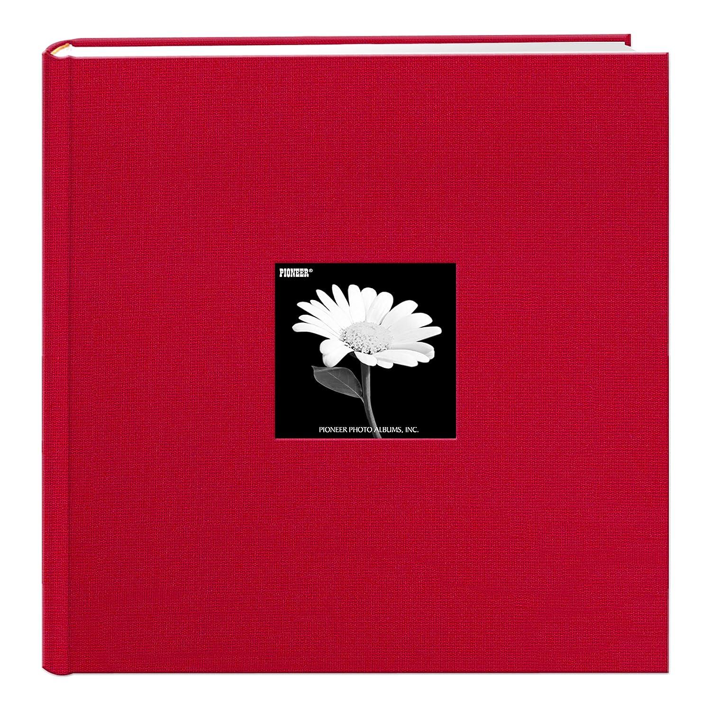 Pioneer Photo Albums DA-500CBF/BK Da-500Cbf Deep Black, 4' x 6' 4 x 6