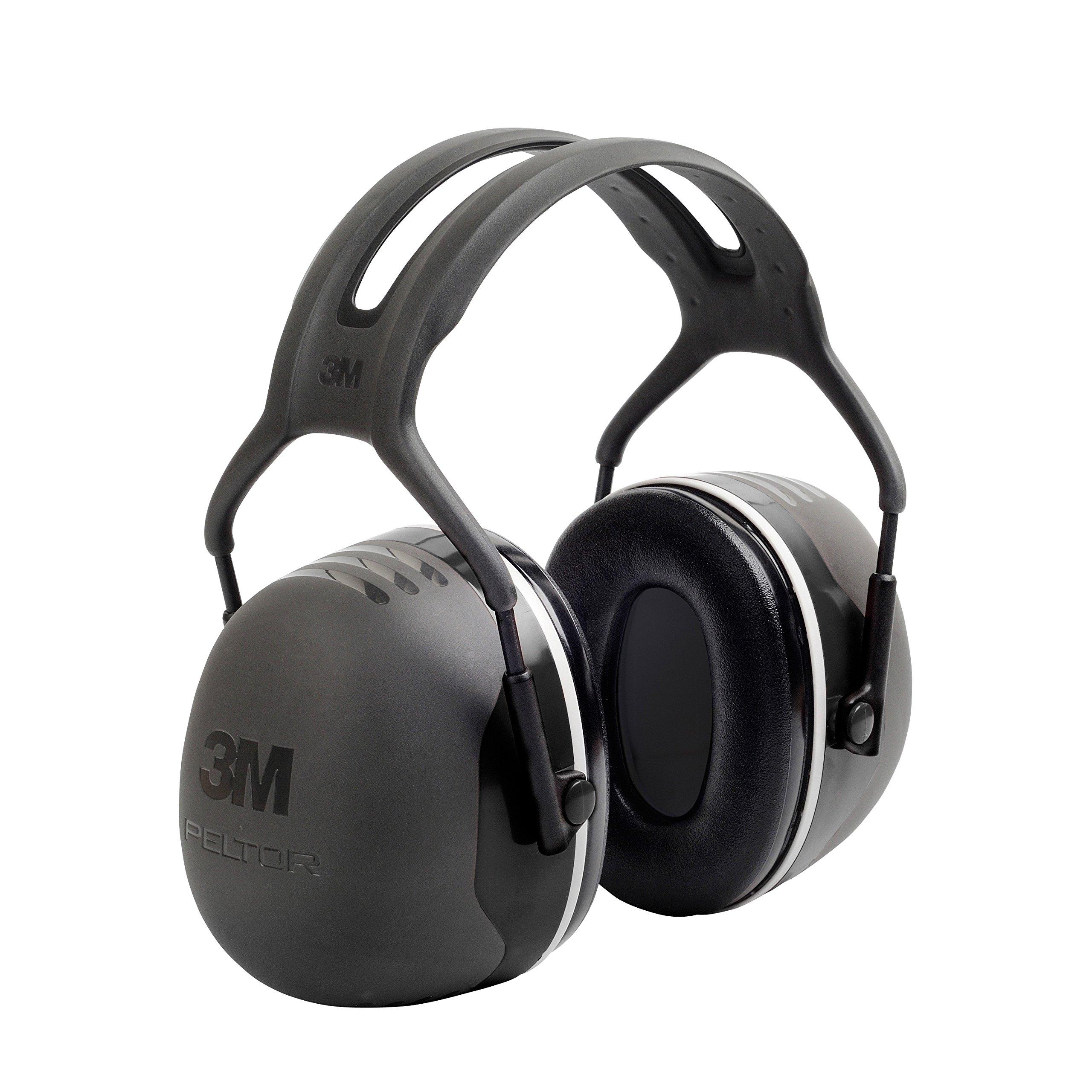 3M PELTOR X Series Ear Muff, Headband, X5A